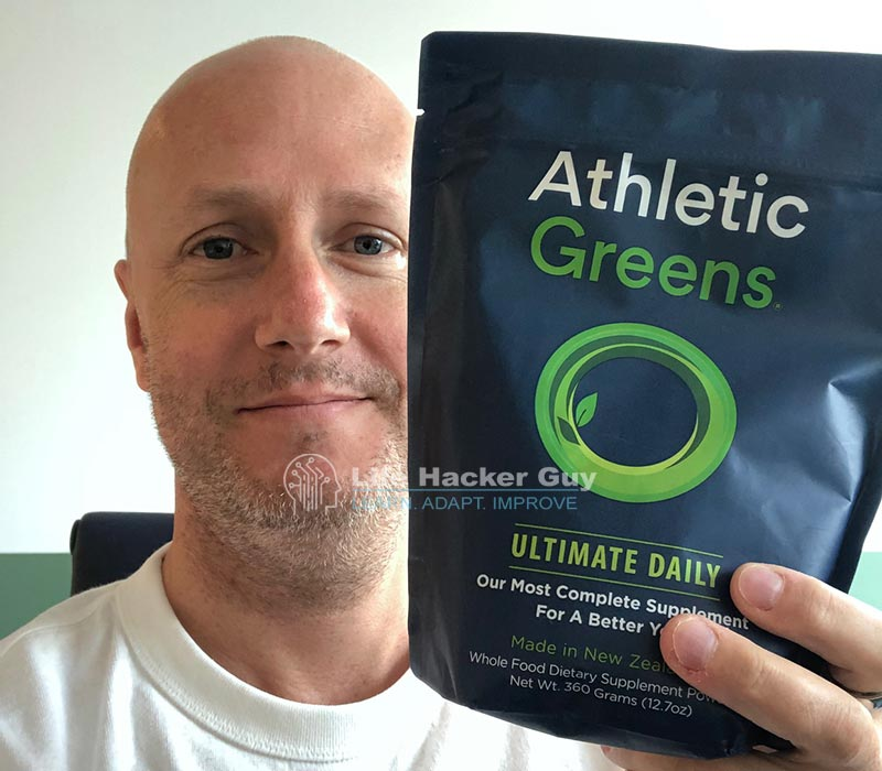 Athletic greens my honest review