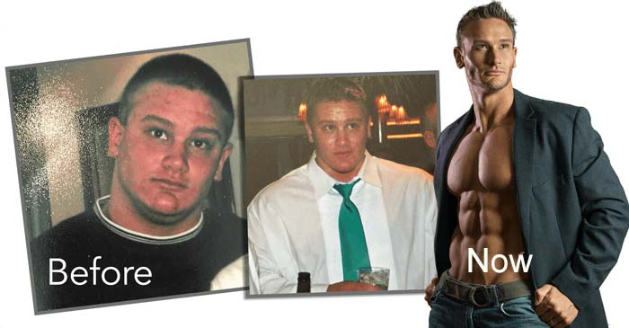 Thomas Delauer Before and After