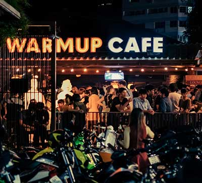 Warm Up Cafe Chiang Mai