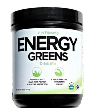 Yuri Elkaims Energy Greens