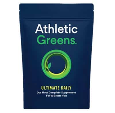 Athletic Greens Pouch