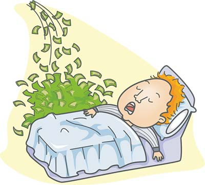 Make Money Whilst Sleeping