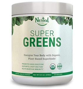 Nested Naturals Super Greens