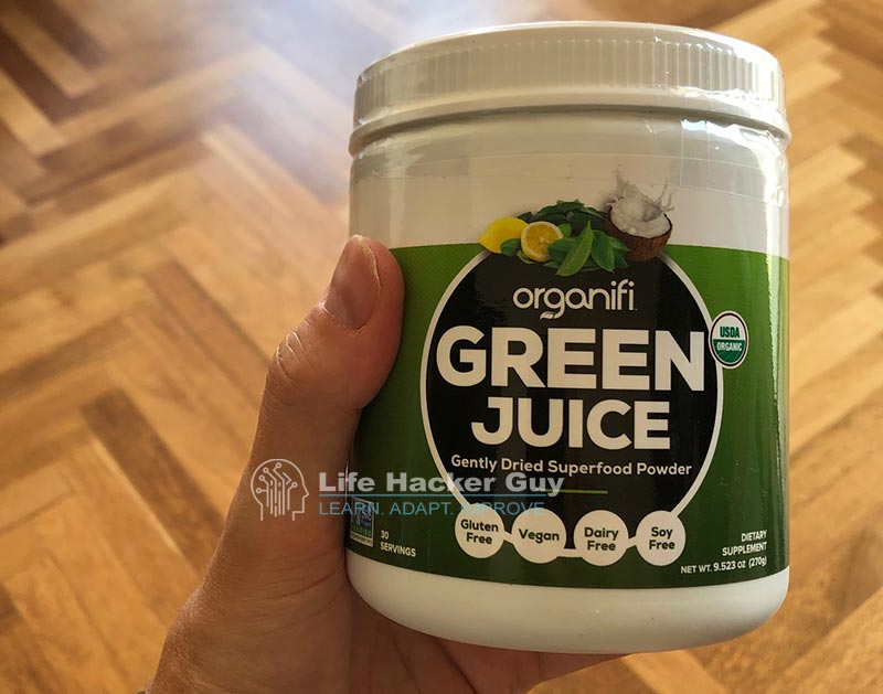 My Organifi green juice review