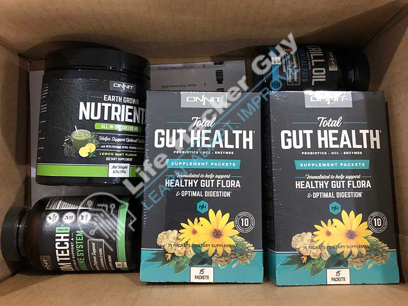Onnit supplements from US to Malaysia