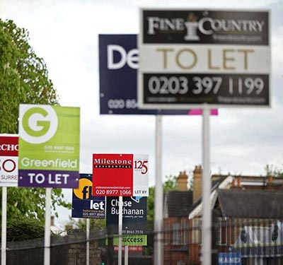 Buy-to-let Signs