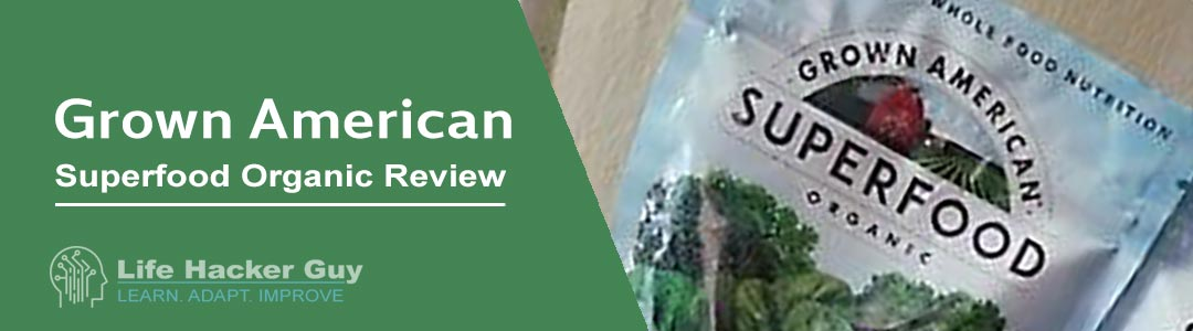 Grown American Superfood Review