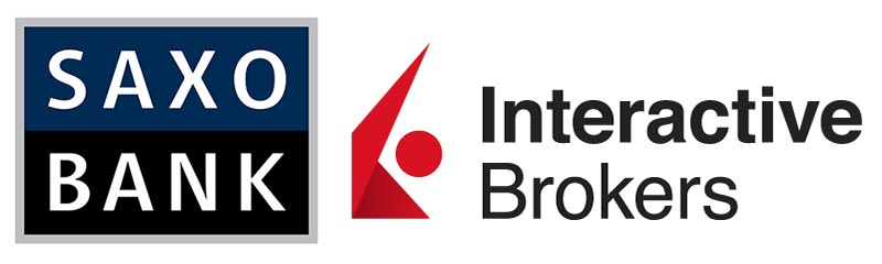 Saxo Bank and Interactive Brokers