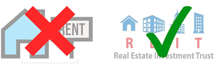 UK Buy-to-let or REITS
