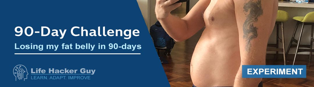 90-day fat belly challenge