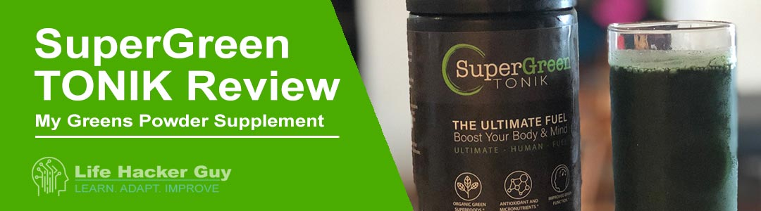 SuperGreen TONIK review