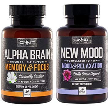 ONNIT Nootropic supplements