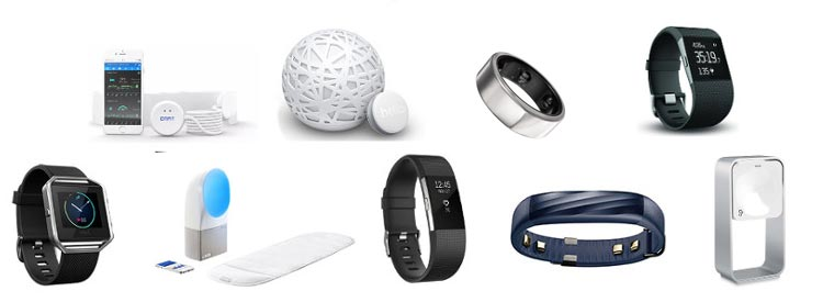 Other Sleep Trackers on the market