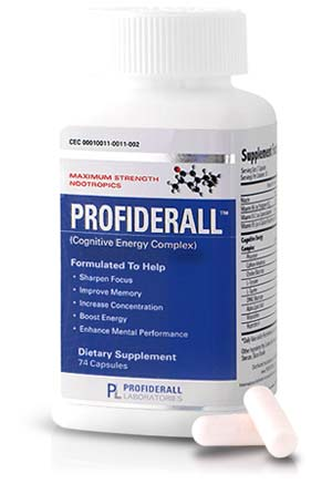 Profiderall bottle