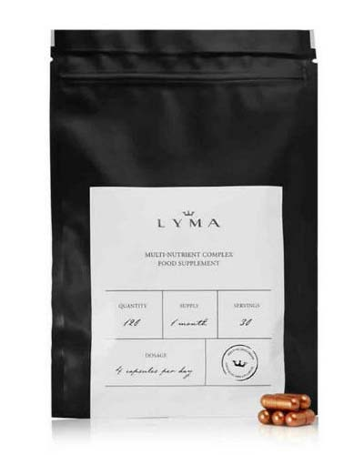 Lyma super supplement refill pouch