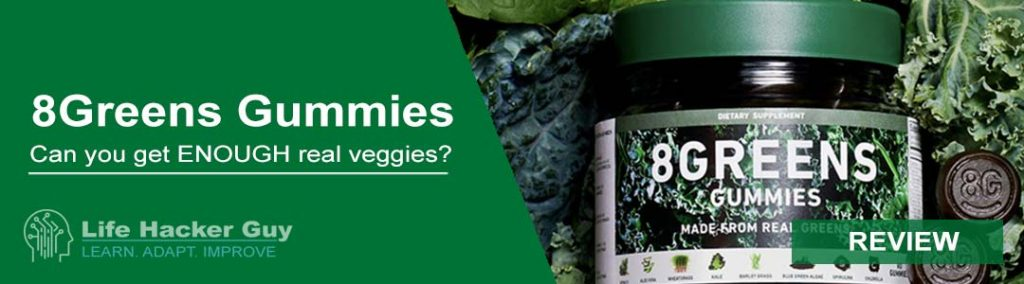 8greens Gummies Review
