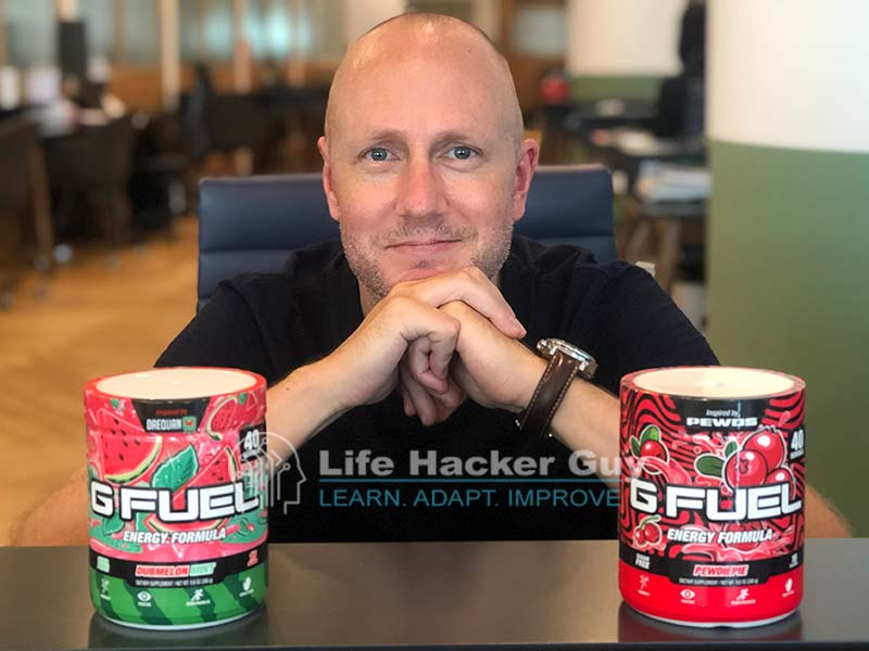 GFuel Energy Formula Drinks