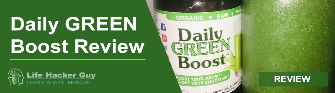 Daily GREEN Boost review