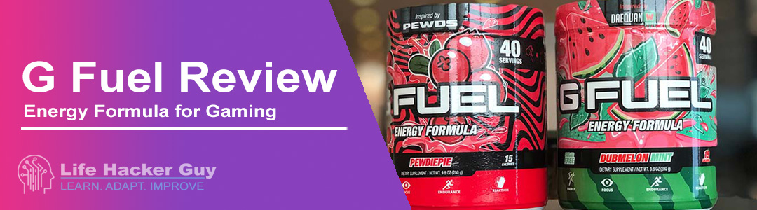 G Fuel review