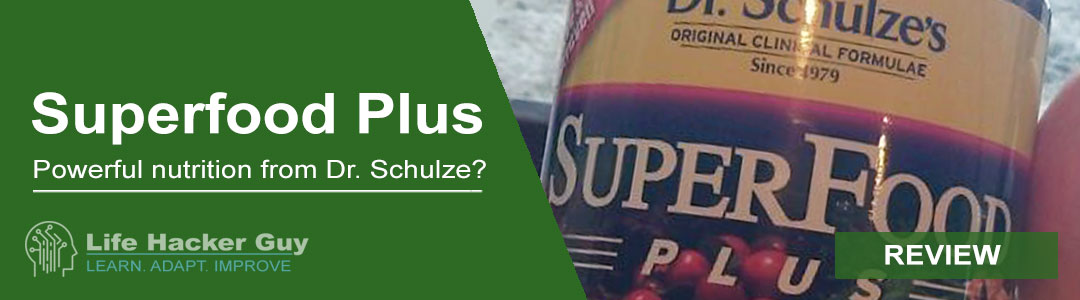 Dr. Schulze Superfood review
