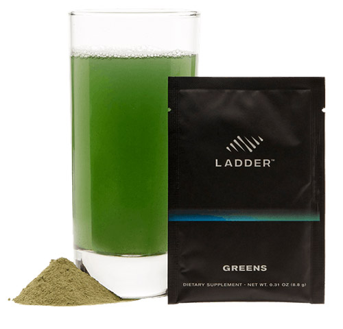 Ladder Superfood Greens on the go packets