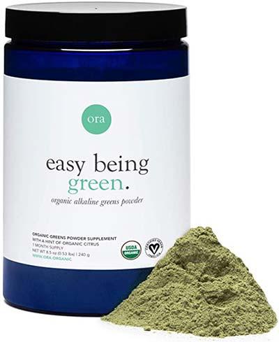 Ora Organic Super Greens review