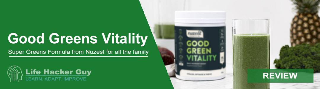 Good Greens Vitality review