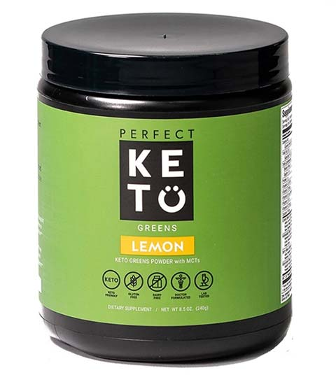 Perfect Keto Greens